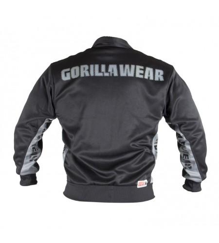Track Jacket Black/Asphalt